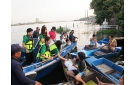 น้ำใจไทย... น้ำใจชาวเอ็มพลัส
