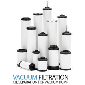 Vacuum Separator Filters